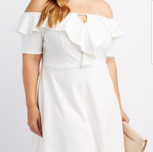 Dresses & Skirts - Never worn Charlotte Russe dress